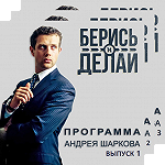 Аудиопрограмма Андрея Шаркова «Берись и делай»