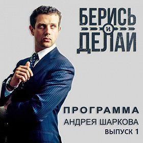 Андрей Шарков освоей программе «Берись и делай»